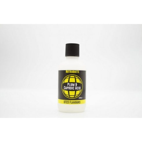 Nutrabaits Kevert aromák 100ml Plum&Caproic Acid