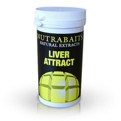Nutrabaits Natural Extracts Liver Attract 50gr