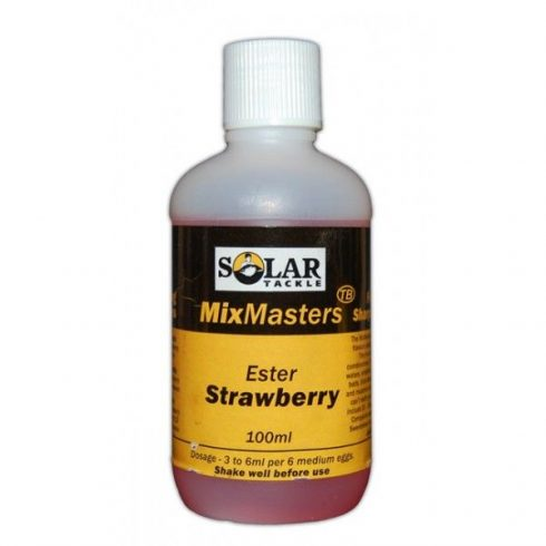 Solar Aroma Strawberry 100ml