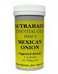 Nutrabaits Essential Oil Mexican Onion 10ml