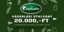Ajándékutalvány 20000 Forintos