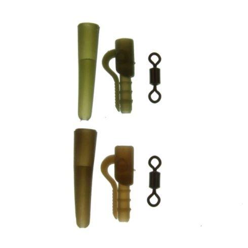 Gardner Target Lead Clip Terminal Pack - Brown