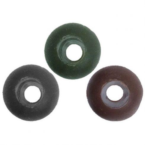Gardner Covert Safety Beads - Black/Silt