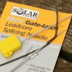 Solar Leadcore fűzőtű mikro