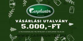 Ajándékutalvány 50000 Forintos
