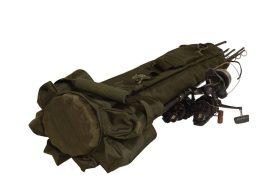 Solar Tackle SP 6-Rod Super Quiver - Bottartó táska 6 botos