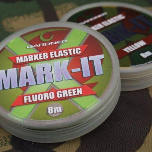 Gardner Marker Elastic - jelölő gumi zöld