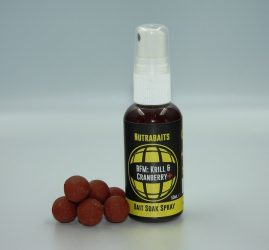 Nutrabaits - BFM: Krill & Cranberry High Attract Bait Spray