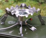 RidgeMonkey Quad Connect Stove Primary Head - gázfőző