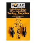 Solar allítható zsinór klipsz Plastic