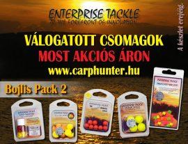 """Enterprise """"Bojlis pack 2"""" csaliimitáció csomag"""