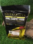 Nutrabaits Krill Carpet Feed