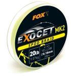 Fox Exocet MK2 Spod Braid 0.18mm / 20lb X 300m