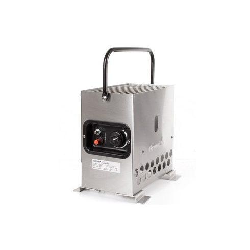 Heatbox 2000 Sátorfűtés - inox