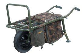 Fox FX Explorer Barrow and Camo Lite Bag inc 2 straps & mesh bags - explorer talicska