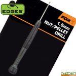 Fox Edges Nut Drill 1.5mm - 1,5mm-es csalifúró