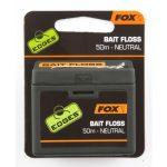 Fox Edges Bait Floss - Neutral - csalirögzítő selyem