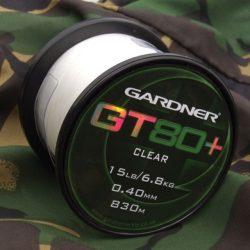 Gardner GT80 Plus Clear 15lb (6,8kg) 0,40mm 790m - főzsinór