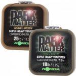 Korda Dark Matter Tungsten Coated BraidWeed Green - 18lb - 10m