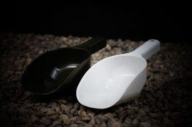 Ridgemonkey Baiting Spoon etetőkanál fehér XL