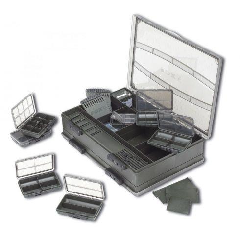 Fox F Box Deluxe Large double - Nagy kétoldalas doboz