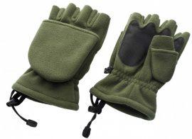Trakker - Polar Foldback Gloves - Polár kesztyű levehető ujjú