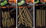 Fox Edges Anti Tangle Sleeves Trans Khaki - gubancgátló kúp
