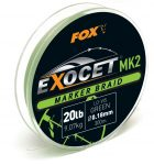 Fox Exocet MK2 Marker Braid 0.18mm / 20lb X 300m