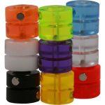 ATTs Alarm Roller Wheels 4 Magnet Black - 4 mágneses görgő fekete