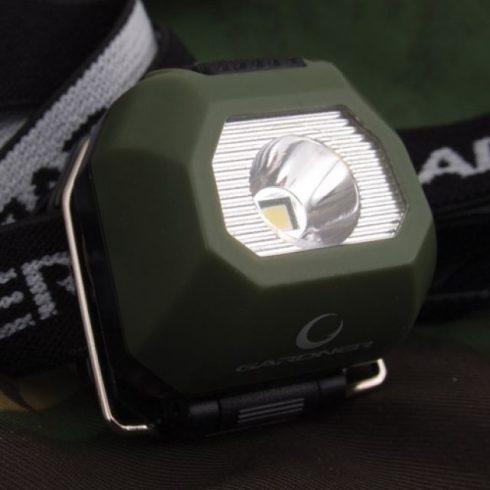 Gardner Nano (Head) Torch - fejlámpa