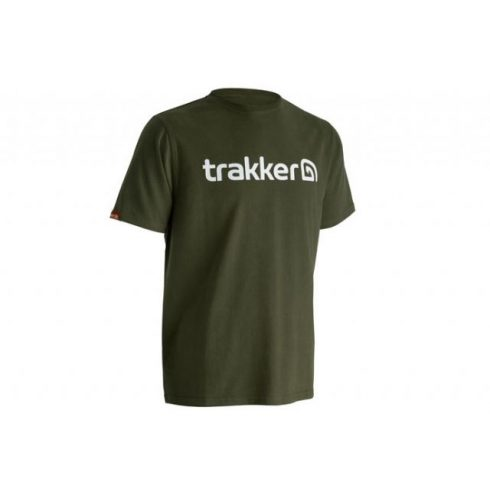 Trakker - Logo T-Shirt - kereknyakú póló
