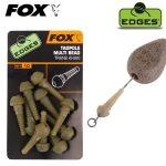 Fox Edges Tadpole Multi Bead - kúpos gumiharang