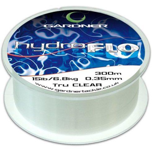 Gardner Hydro Flo Clear 6lb (2,7kg) 0,23mm 300m